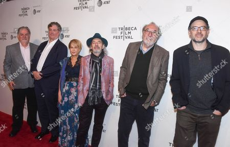 Editorial picture of 'The Simpsons' TV show 30th anniversary screening, Tribeca Film Festival, New York, USA - 28 Apr 2019