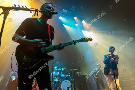 Editorial image of Idlewild in concert, Birmingham, UK - 28 Apr 2019