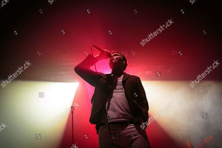 Stock Picture of Idlewild - Roddy Woomble