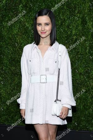 Stock Picture of Julia Goldani Telles