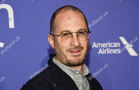 Darren Aronofsky attends the Film Society of Lincoln Center's 50th anniversary gala at Alice Tully Hall, in New York