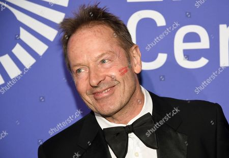Simon Kirke attends the Film Society of Lincoln Center's 50th anniversary gala at Alice Tully Hall, in New York