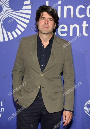 J C Chandor attends the Film Society of Lincoln Center's 50th anniversary gala at Alice Tully Hall, in New York