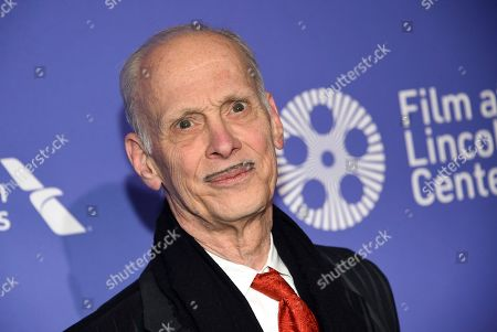 John Waters attends the Film Society of Lincoln Center's 50th anniversary gala at Alice Tully Hall, in New York