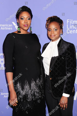 Stock Picture of Dee Rees and Guest