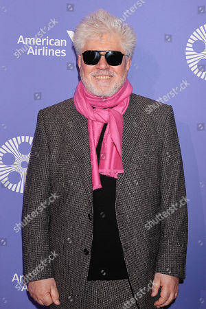 Stock Image of Pedro Almodovar