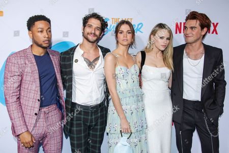 Editorial picture of 'The Last Summer' Film Premiere, Arrivals, TCL Chinese 6 Theatre, Los Angeles, USA - 29 Apr 2019
