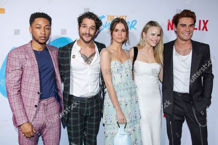 Editorial photo of 'The Last Summer' Film Premiere, Arrivals, TCL Chinese 6 Theatre, Los Angeles, USA - 29 Apr 2019