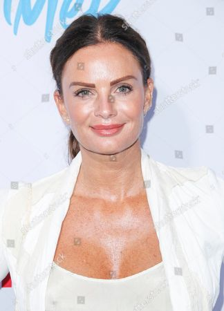 Stock Image of Gabrielle Anwar