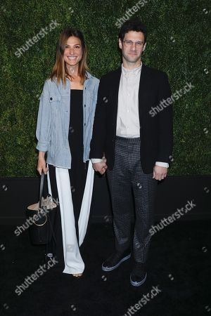 Editorial image of 14th Annual Tribeca Film Festival Artists Dinner hosted by Chanel, Arrivals, Balthazar restaurant, New York, USA - 29 Apr 2019