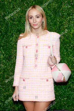 Harley Viera-Newton attends the 14th annual Chanel Tribeca Film Festival Artists Dinner at Balthazar, in New York