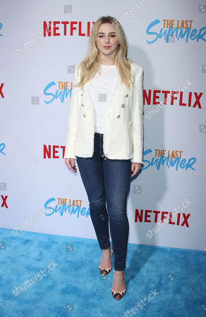 Stock Picture of Chloe Lukasiak