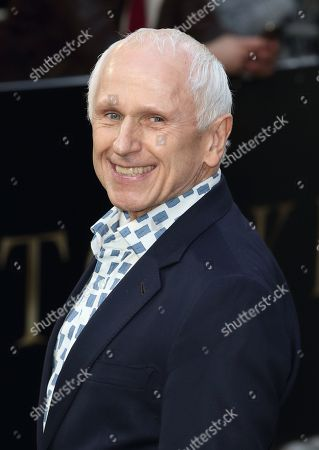 Wayne Sleep on the red carpet at the Tolkien UK Premiere at the Curzon Mayfair