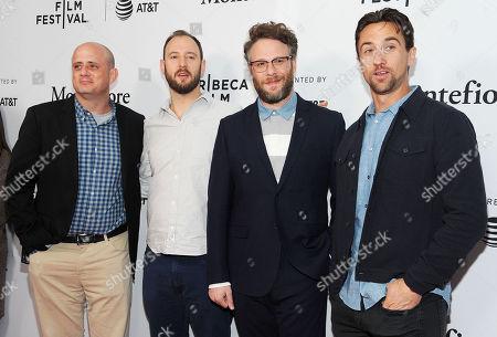 Editorial picture of 'The Boys' premiere, Tribeca Film Festival, New York, USA - 29 Apr 2019