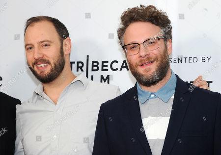 Evan Goldberg, Seth Rogen