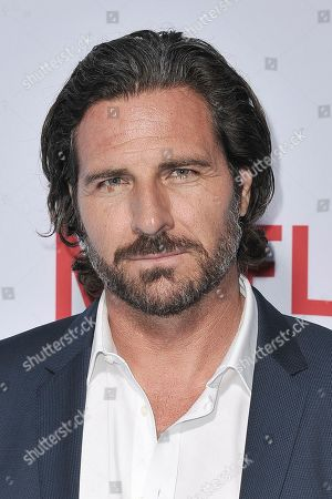 """Ed Quinn attends the LA premiere of """"The Last Summer"""" at TCL Chinese Theatre, in Los Angeles"""