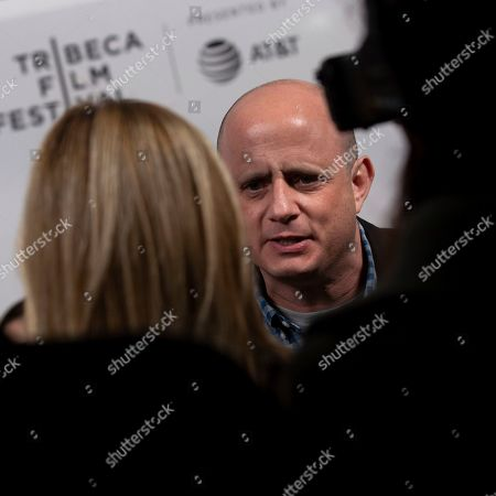 """Show runner, writer and executive producer Eric Kripke attends a screening of """"Tribeca TV - The Boys"""" during the 2019 Tribeca Film Festival at the SVA Theatre, in New York"""