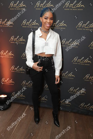 Editorial photo of 'Bolden' special film screening at The London West Hollywood, Los Angeles, USA - 29 Apr 2019