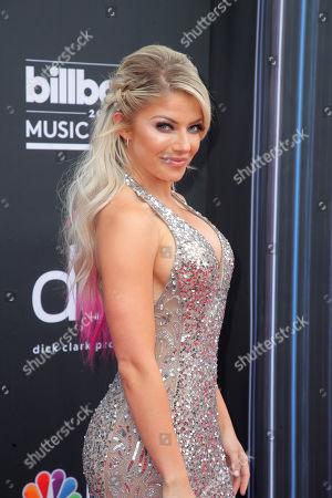 Stock Photo of Alexa Bliss