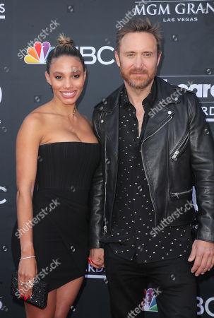 Jessica Ledon and David Guetta