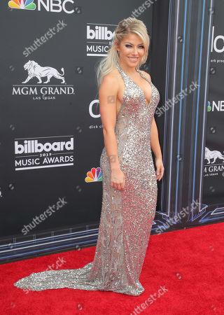 Editorial image of Billboard Music Awards, Arrivals, MGM Grand Garden Arena, Las Vegas, USA - 01 May 2019