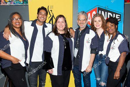 Editorial image of Cast Party, Tribeca Film Festival, New York, USA - 29 Apr 2019