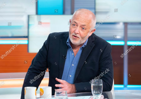 Editorial picture of 'Good Morning Britain' TV show, London, UK - 30 Apr 2019