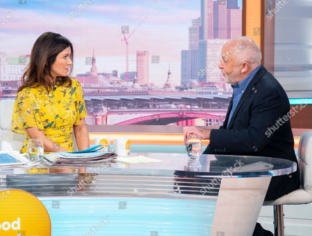 Susanna Reid with Jeremy Bowen