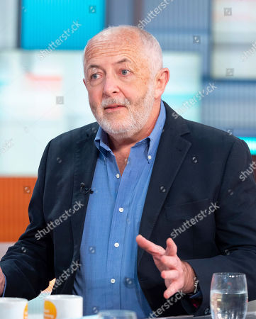 Editorial image of 'Good Morning Britain' TV show, London, UK - 30 Apr 2019
