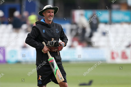 Editorial image of Essex Eagles vs Sussex Sharks, Royal London One-Day Cup, Cricket, The Cloudfm County Ground, Chelmsford, Essex, United Kingdom - 30 Apr 2019