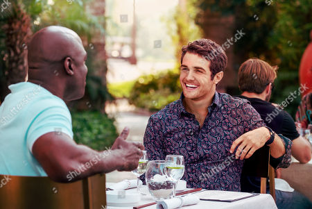 Kevin Daniels as Barnabas Powers and Beau Mirchoff as Ford Halstead