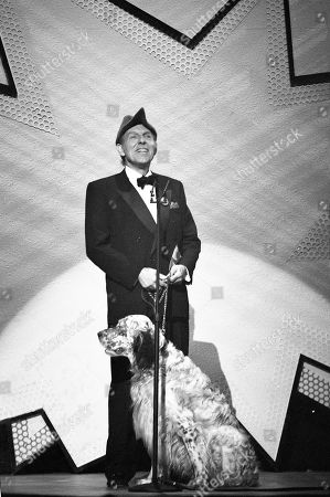 Stock Image of Maurice Oberstein, BRIT Awards Chairman