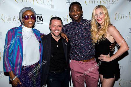 Editorial photo of The 2019 Chita Rivera Awards Nominees Reception, New York, USA - 29 Apr 2019