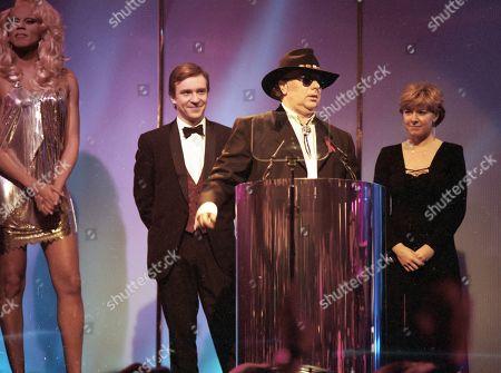 Alexandra Palace, Jill Morrell, John McCarthy, RuPaul, Van Morrison at The BRIT Awards 1994