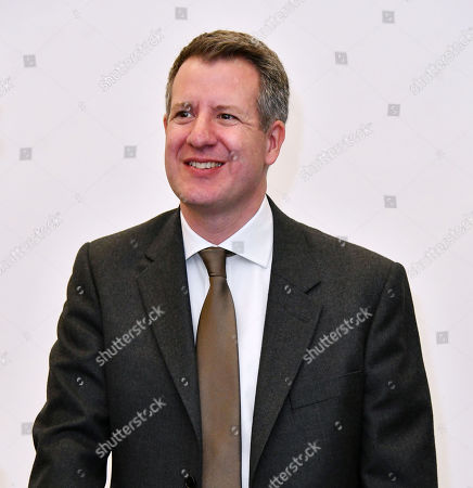 Stock Image of Chris Leslie