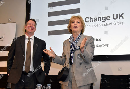 Chris Leslie and Anna Soubry