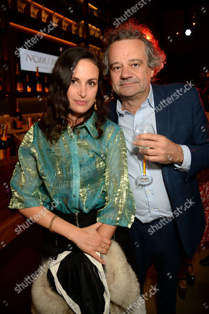 Stock Picture of Thomasina Miers and Mark Hix