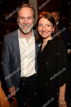 Marcus and Jane Wareing