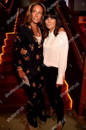 Editorial photo of GQ Food and Drink Awards, Nobu Shoreditch, London, UK - 30 Apr 2019
