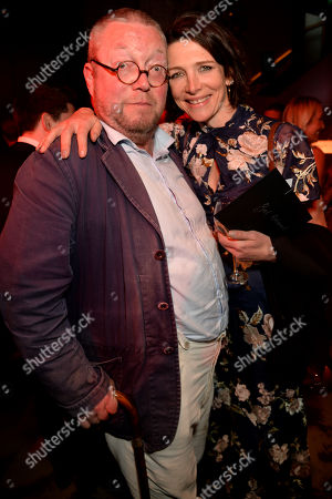 Thomasina Miers and Fergus Henderson