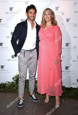 Editorial image of JW Marriott Grosvenor House 90th anniversary party, London, UK - 30 Apr 2019