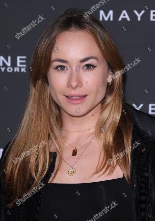 Editorial image of Jourdan Dunn x Maybelline party, London, UK - 30 Apr 2019