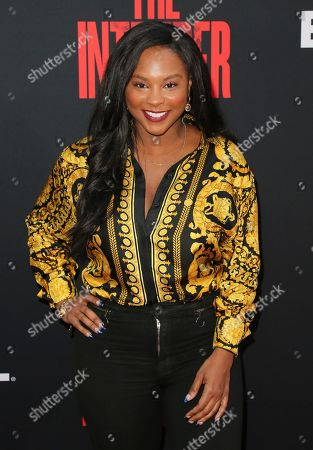 Editorial image of 'The Intruder' film premiere, Arrivals, ArcLight Cinemas, Los Angeles, USA - 01 May 2019