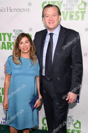 Giovanna White and Michael White