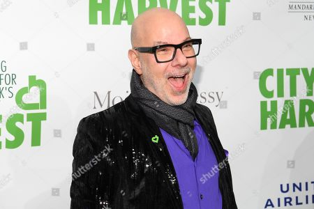 Editorial image of 36th Annual City Harvest Gala presents 'Electric Rock', Arrivals, Cipriani 42nd Street, New York, USA - 30 Apr 2019