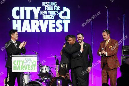Editorial image of 36th Annual City Harvest Gala presents 'Electric Rock', Inside, Cipriani 42nd Street, New York, USA - 30 Apr 2019