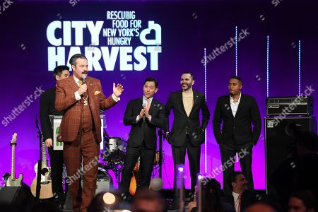 Editorial photo of 36th Annual City Harvest Gala presents 'Electric Rock', Inside, Cipriani 42nd Street, New York, USA - 30 Apr 2019