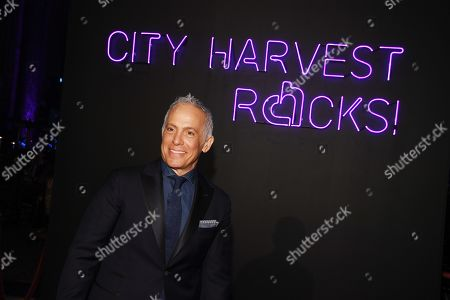 Editorial picture of 36th Annual City Harvest Gala presents 'Electric Rock', Inside, Cipriani 42nd Street, New York, USA - 30 Apr 2019