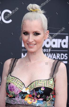 Editorial photo of Billboard Music Awards, Arrivals, MGM Grand Garden Arena, Las Vegas, USA - 01 May 2019