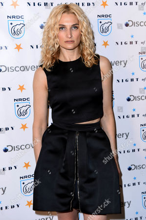 Editorial image of Natural Resources Defense Council's 'Night of Comedy' Benefit Gala, New York Historical Society, Arrivals, New York, USA - 30 Apr 2019